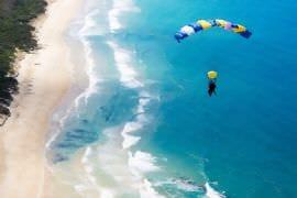 Noosa 15000 ft Weekend Tandem Skydive