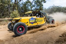V8 Race Buggies, Drive for 10 Laps + 2 Hot Laps