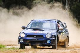 Rally Driving 18 Lap Experience