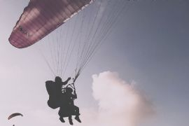Paragliding Weekend Tandem Flight