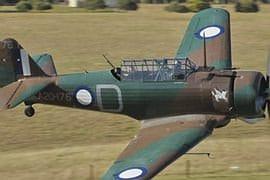 Wirraway Flight