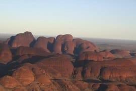 Uluru & Kata Tjuta Flight
