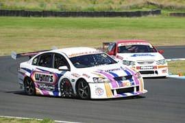 V8 Race Car Driving, 4 Laps at Barbagallo