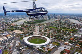 Exclusive Helicopter Flight of Brisbane for Two