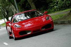 Drive a Ferrari F430 F1 for 1 Hour plus Photo