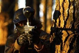 Paintballing for Ten - QLD