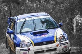Turbo Rally Taster, 6 Laps