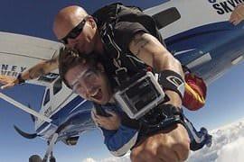 Weekday Tandem Skydive