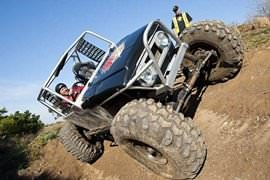Extreme 4x4 Introductory Drive