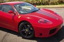 Ferrari Thrill Ride