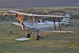 Fly A Tiger Moth