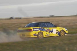 Rally Driving Full Day Course
