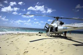 Helicopter Fly and Cruise
