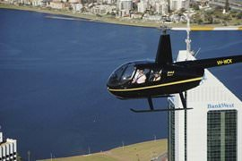 Private flight of Fremantle by Helicopter for 2