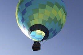 Ballooning the Hunter Valley