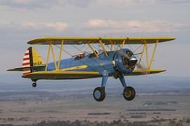 Boeing Stearman, Aerobatic Adventure