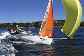 Intermediate Sailing Lesson
