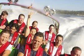 Jet Boat Ride, Family