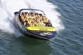 Jet Boat Adventure, Family 2+2