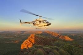 Simpsons Gap Helicopter Flight