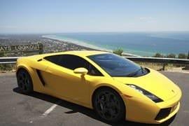 Drive a Lamborghini for 30 minutes
