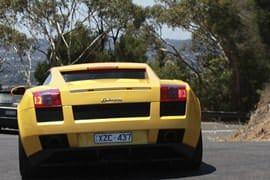 Lamborghini Taster