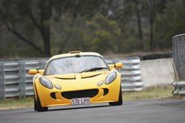 Lotus Exige Race Experience at Queensland Raceway