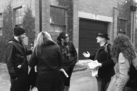 Crime Walking Tour of Fitzroy
