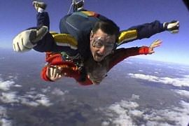 Skydive First Jump