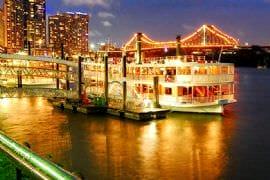 Kookaburra Ultimate Dinner Cruise
