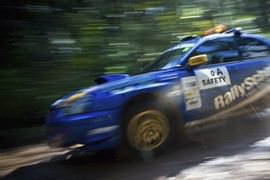Drive a Rally Car, 13 Laps Combo