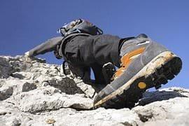 Beginners Rock Climbing