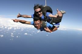 Skydive at Newcastle 14000ft, Weekday