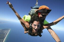 Tandem Skydive, 15000ft - Weekend
