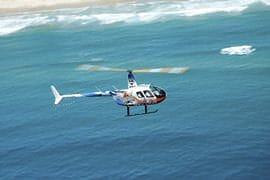 Cook Island Aquatic Reserve Flight