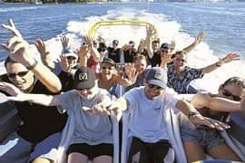 Harbour Jet Boat Blast - Child