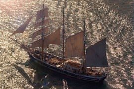 Tall Ship Twilight Cruise For Two