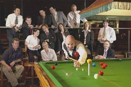 Exclusive Snooker Day