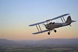 Tiger Moth Evening Patrol, 35 Minutes