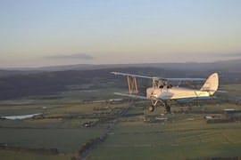 Barnstormer Aerobatics Tiger Moth Flight