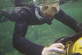 Under Water Scooter Tour