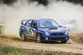 Rally Driving 16 Lap Experience
